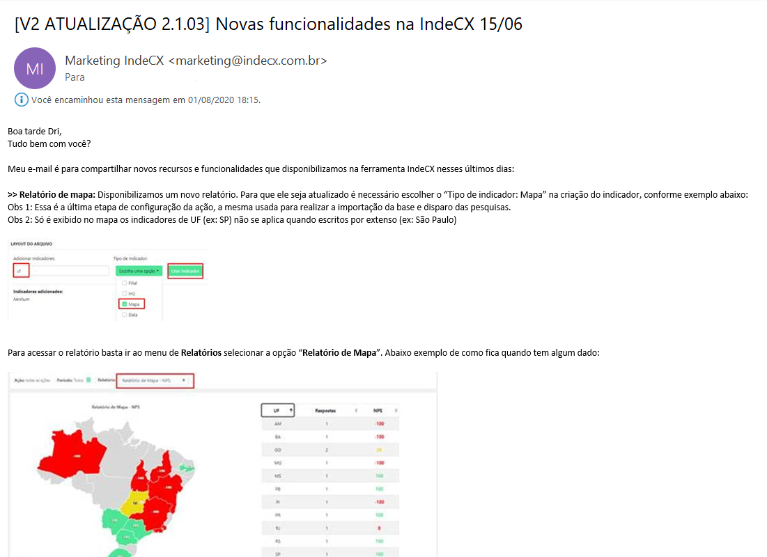 modelo-email-informando-cliente-de-atualizacoes-indecx-npsnews